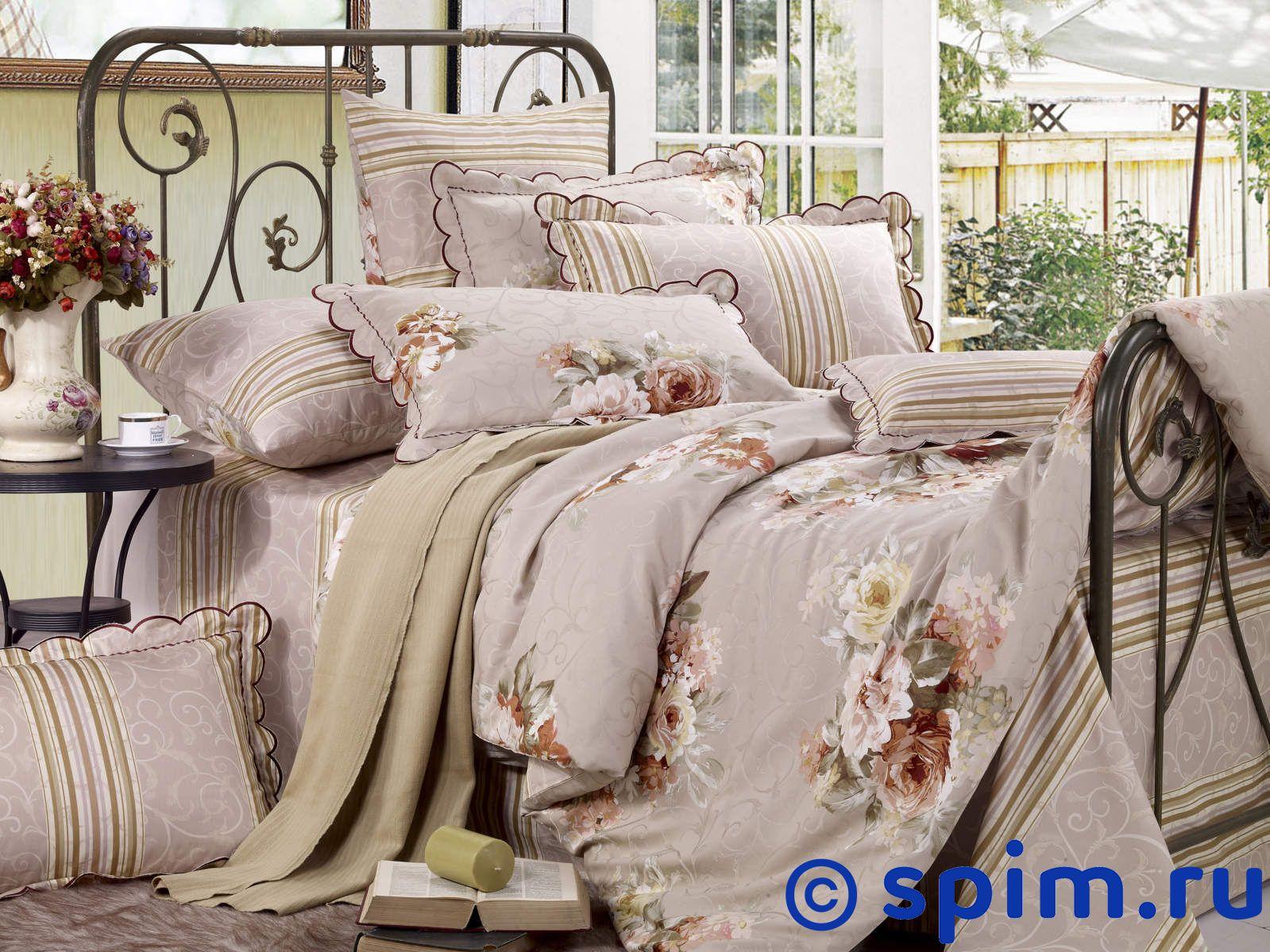 Постельное белье СайлиД Т22 Евро-стандарт постельное белье мартекс кпб печать атлас гречанка евро