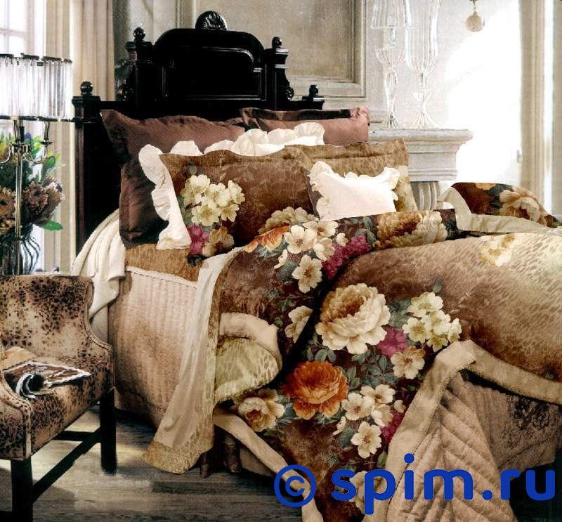 Постельное белье СайлиД Т40 Евро-стандарт постельное белье мартекс кпб печать атлас аурель шоколад евро