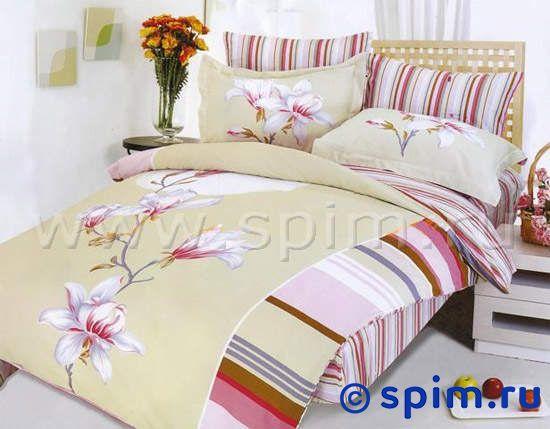 Постельное белье Le Vele Iris 1.5 спальное