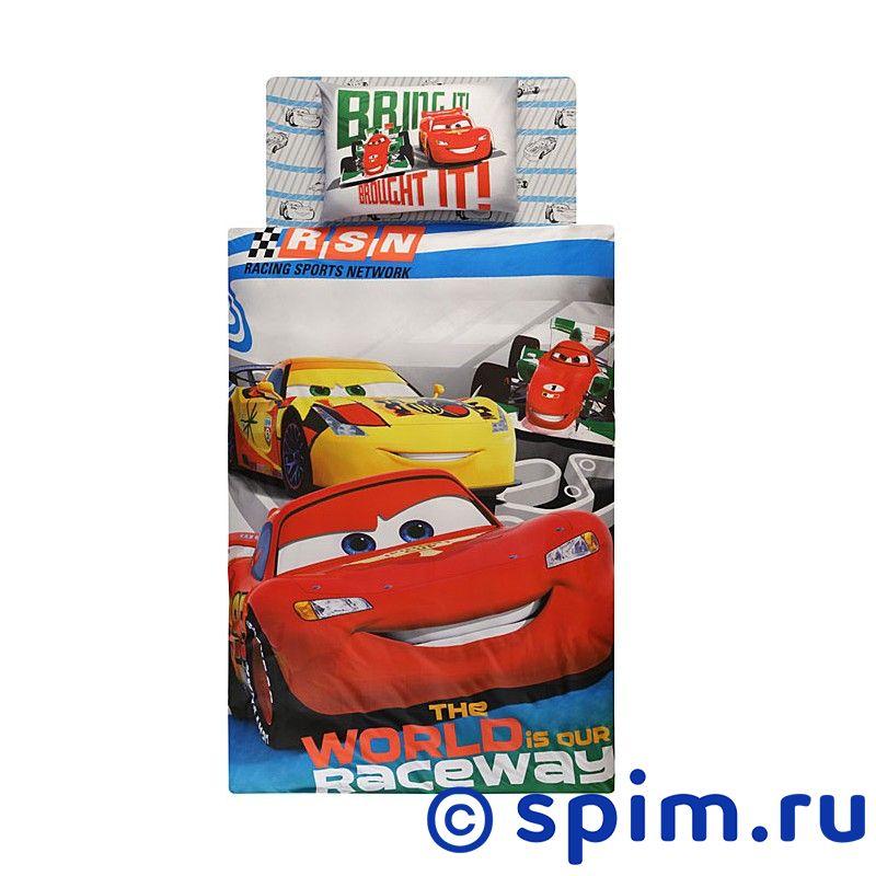 Постельное белье Cars Racing