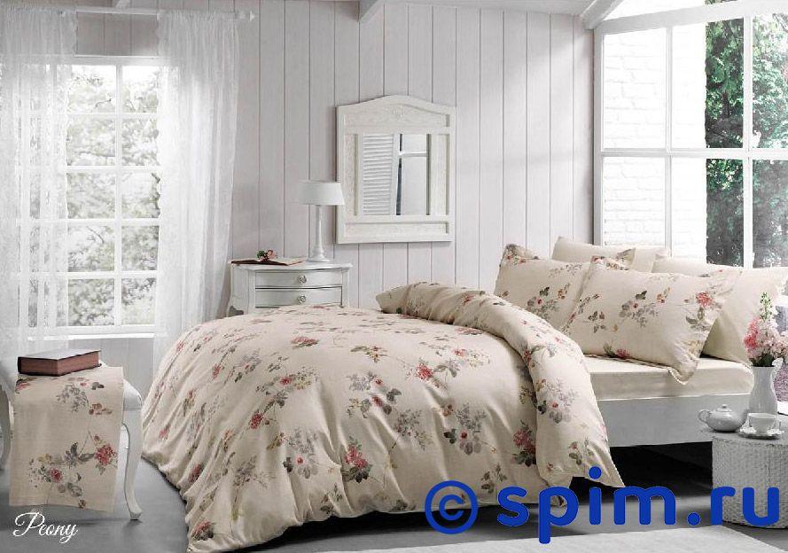 Постельное белье Tivolyo Delux Peony 1.5 спальное