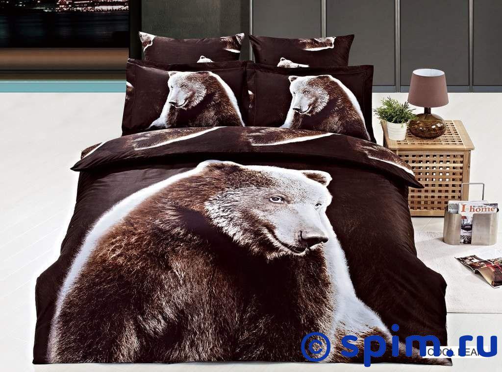 Постельное белье Arya Cool Bear Евро-стандарт