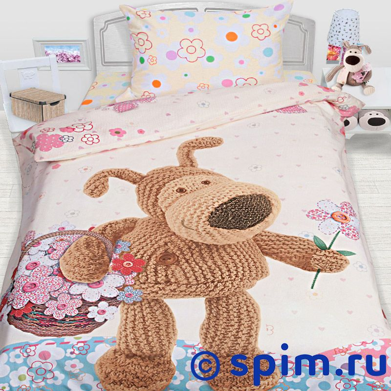 Постельное белье Disney Boofle на поляне mona liza mona liza плед флисовый boofle 110х140 синий