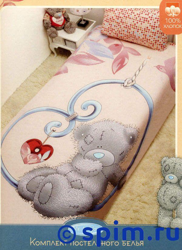 Постельное белье Disney Мишка Teddy с сердечком