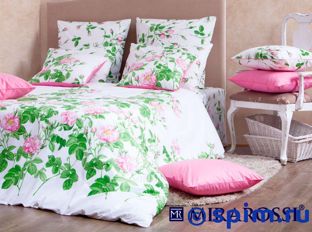 Постельное белье Mirarossi Patrizia pink 1.5 спальное