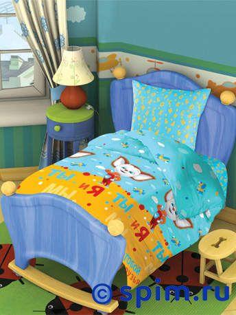 Постельное белье в детскую кроватку Малыш Непоседа непоседа постельное белье ёжики 3 пред бязь непоседа