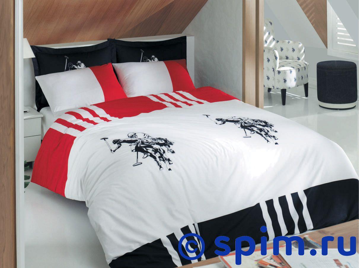 Постельное белье Us Polo Chukker 1.5 спальное