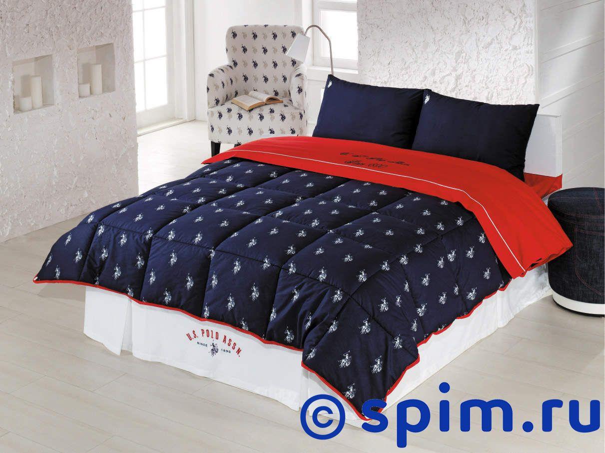 Постельное белье US Polo Minnesota с одеялом-покрывалом 1.5 спальное