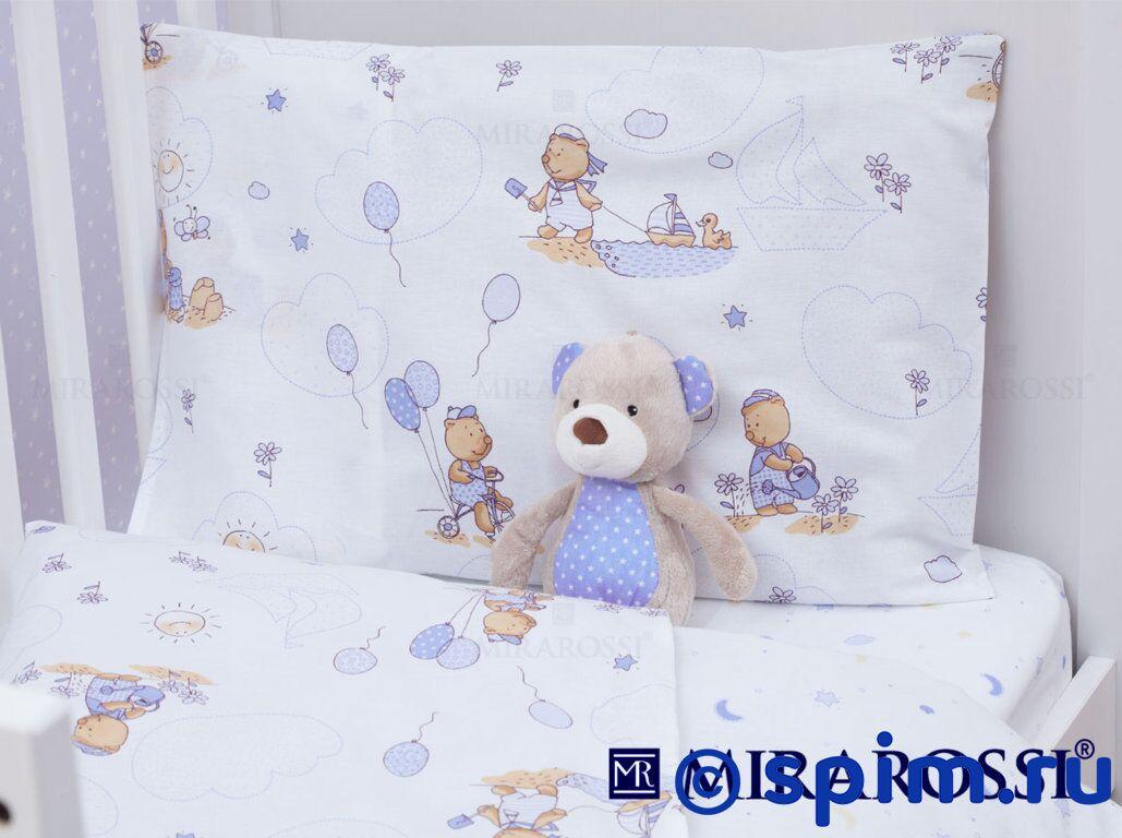 Детский комплект Mirarossi Bimbo blue