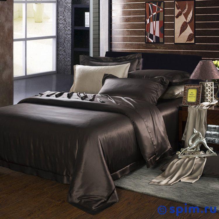 Комплект Luxe Dream Шоколад Евро-стандарт