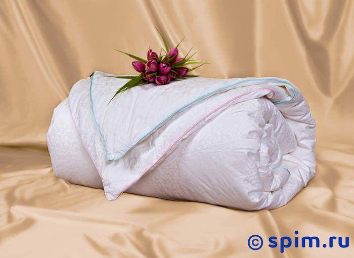 Шелковое одеяло Onsilk Адам и Ева среднее-облегченное 200х220 см