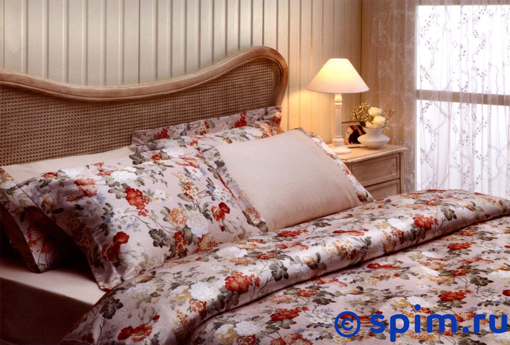 Шелковое постельное белье Tivolyo Angelica euro-standart