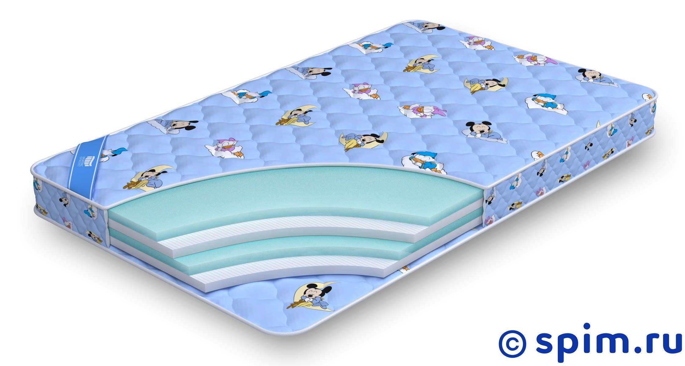 Матрас Промтекс-Ориент Biba Марк 12 80х160 см кровать промтекс ориент рено 1 110х200 см