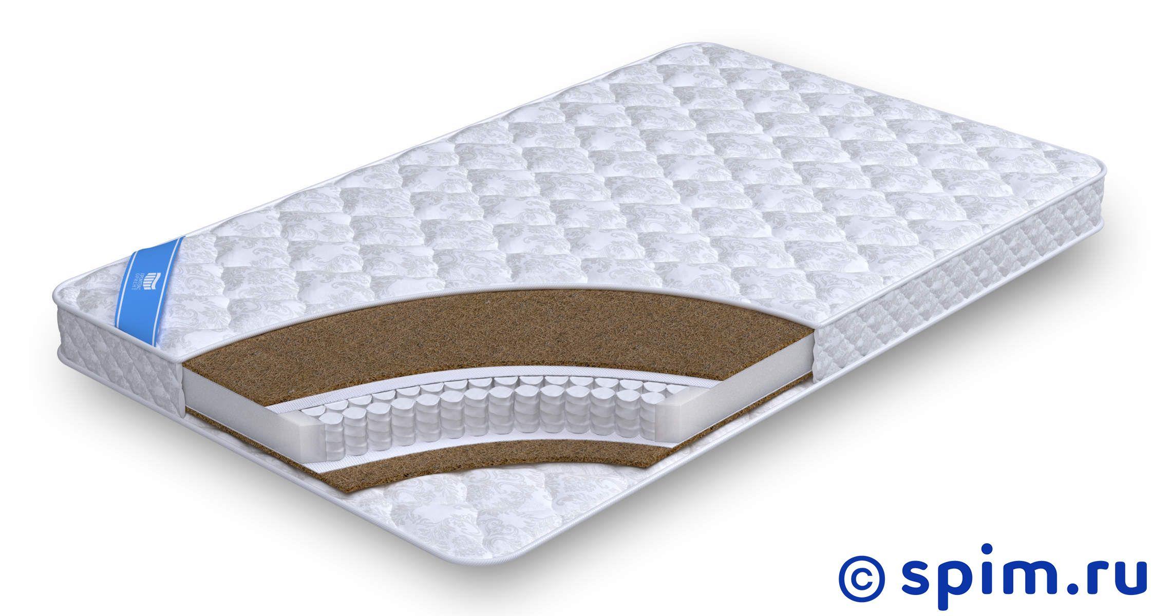 Матрас Промтекс-Ориент Teen Кокос 1 65х125 см кровать промтекс ориент рено 1 110х200 см