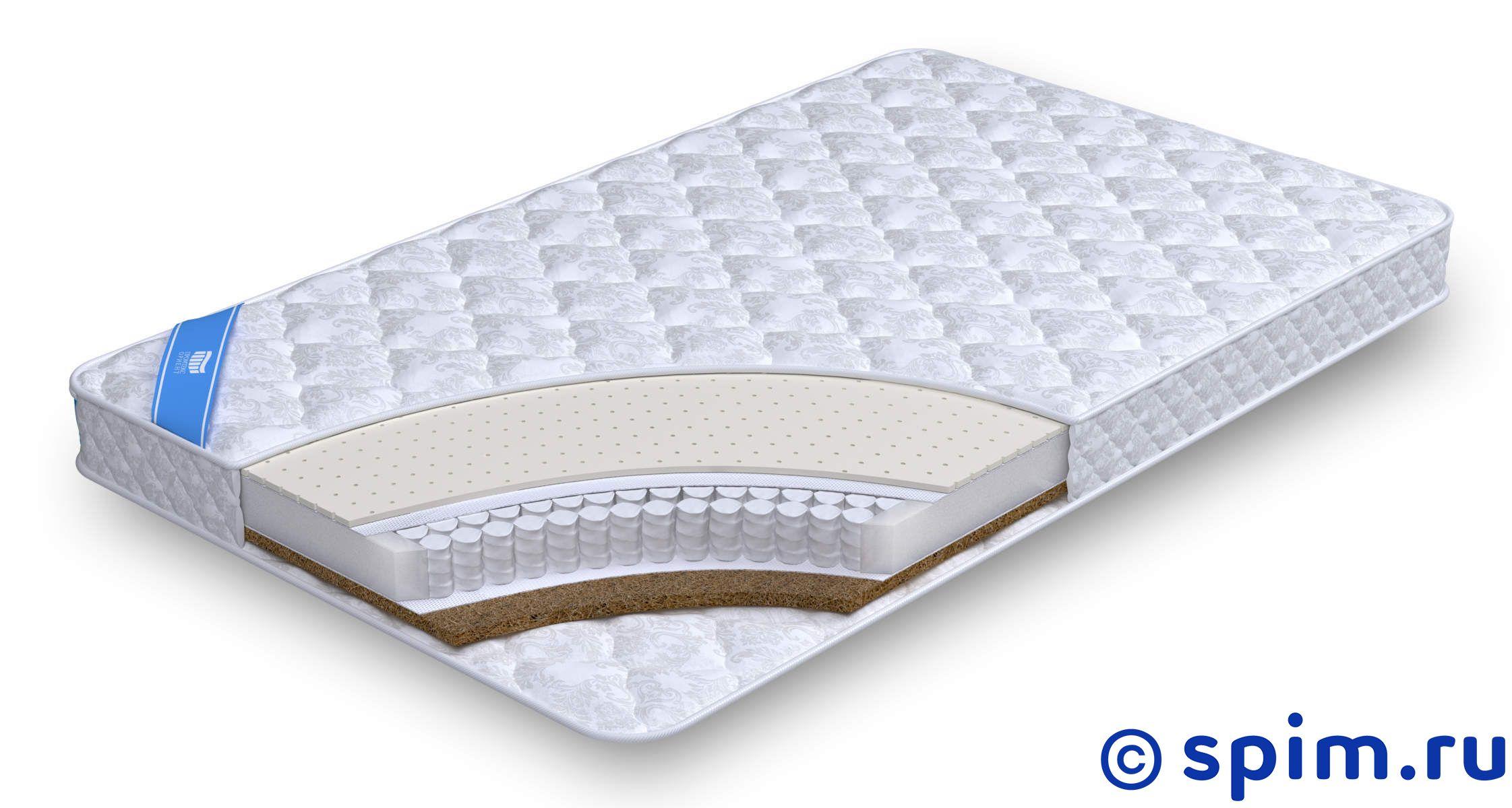 Матрас Промтекс-Ориент Teen Комби 1 80х200 см кровать промтекс ориент рено 1 110х200 см