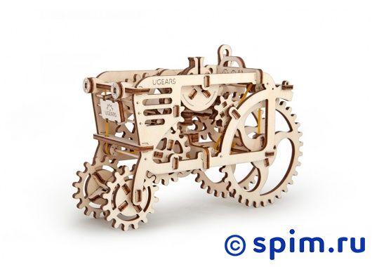 Конструктор 3D-Пазл Ugears Трактор конструктор конструктор забияка в мире электроники 1537670