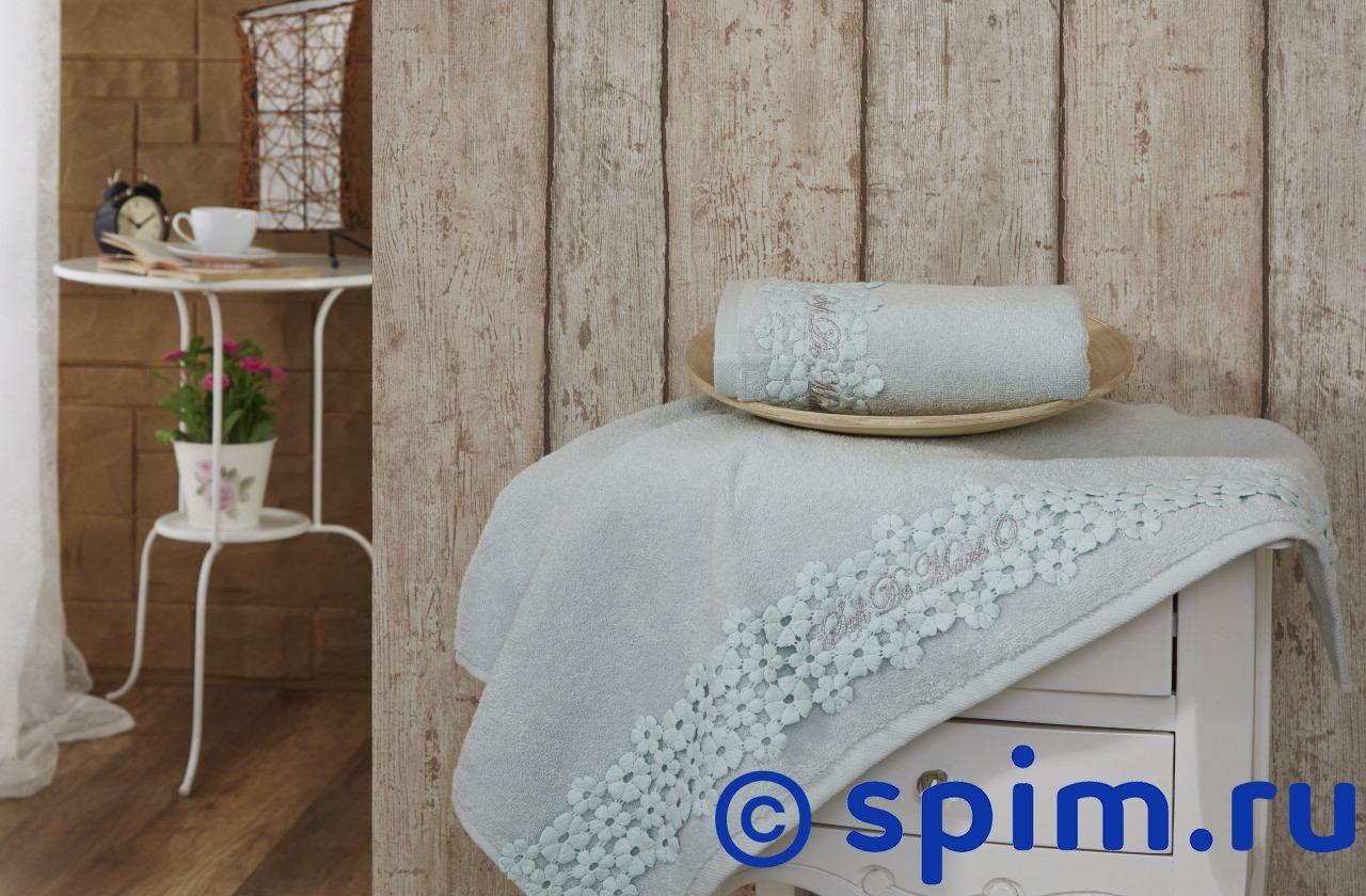 Набор из 2-х полотенец Sofi De Marko Masotis, ментол полотенце детское арти м набор из 2 полотенец для ванной 820 0