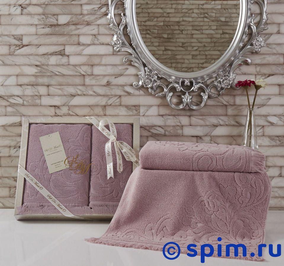 Набор из 2-х полотенец Sofi De Marko Rakela, фиолетовый полотенце детское арти м набор из 2 полотенец для ванной 820 0