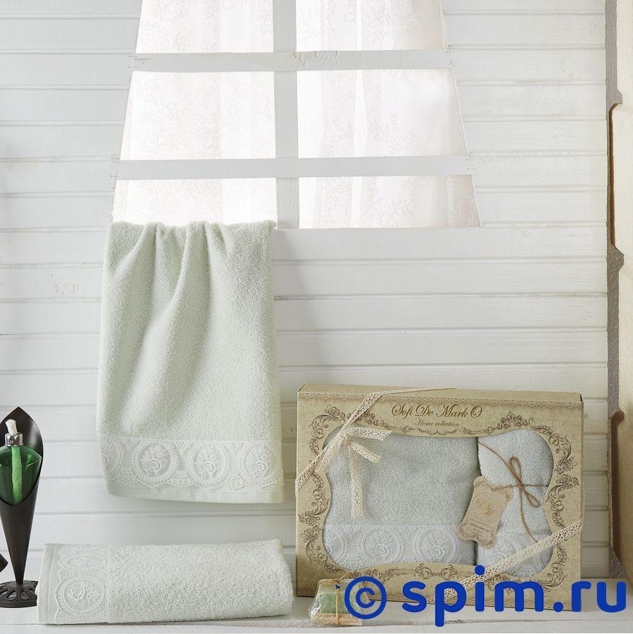 Набор из 2-х полотенец Sofi De Marko Donna, ментол полотенце детское арти м набор из 2 полотенец для ванной 820 0