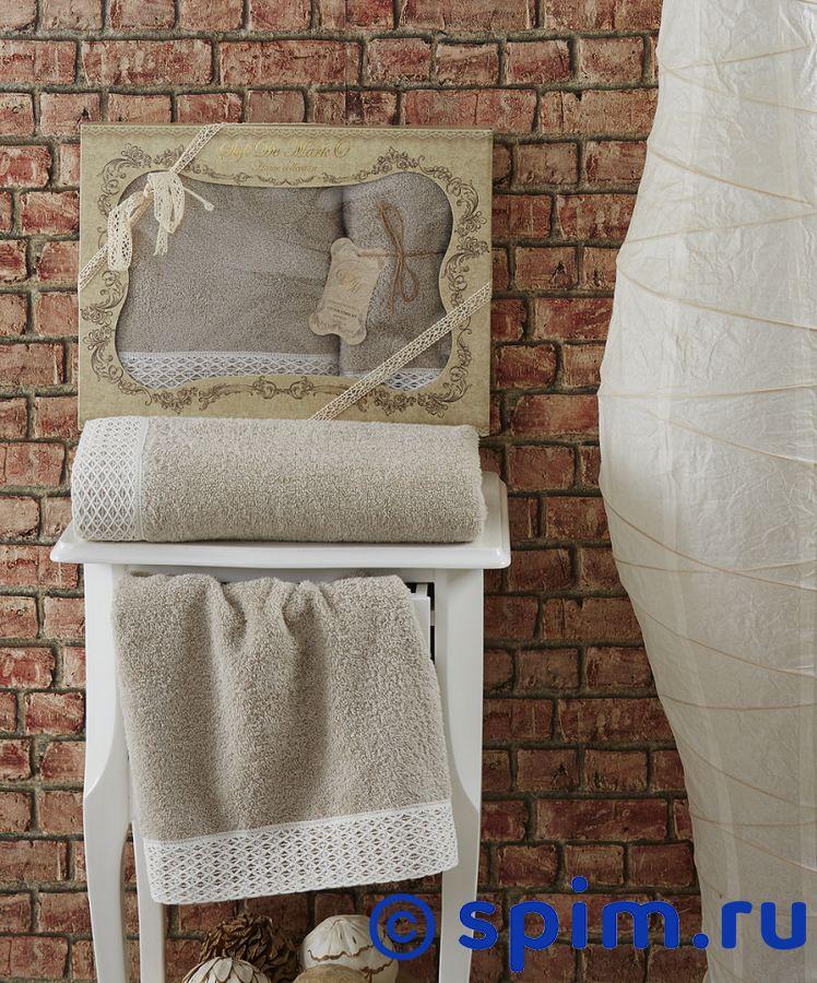 Набор из 2-х полотенец Sofi De Marko Missi, бежевый полотенце детское арти м набор из 2 полотенец для ванной 820 0