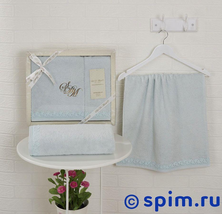 Набор из 2-х полотенец Sofi De Marko Layra, ментол полотенце детское арти м набор из 2 полотенец для ванной 820 0