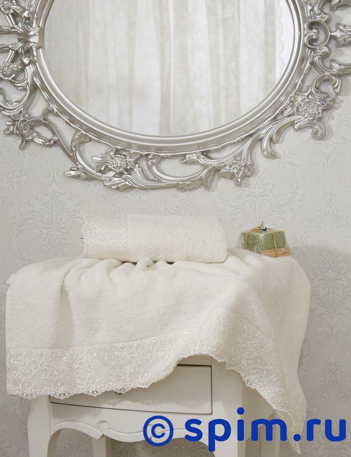 Набор из 2-х полотенец Sofi De Marko Linet, кремовый полотенце детское арти м набор из 2 полотенец для ванной 820 0