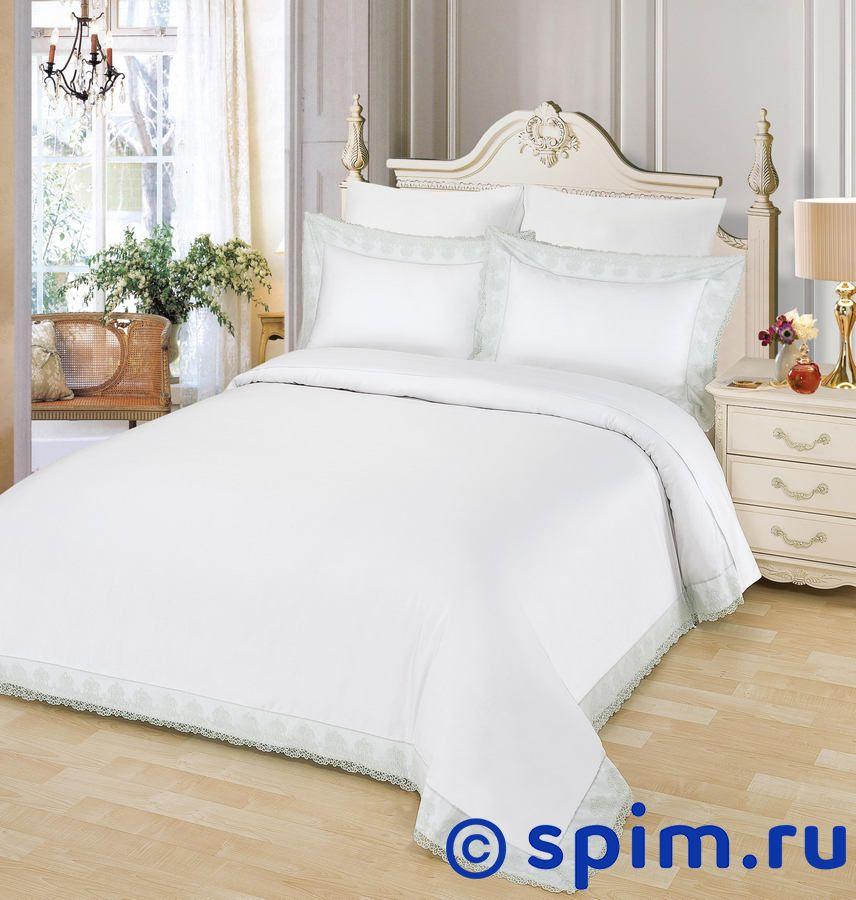 Постельное белье Sofi De Marko Жозефина, изумруд Евро-стандарт постельное белье sofi de marko милослава евро стандарт