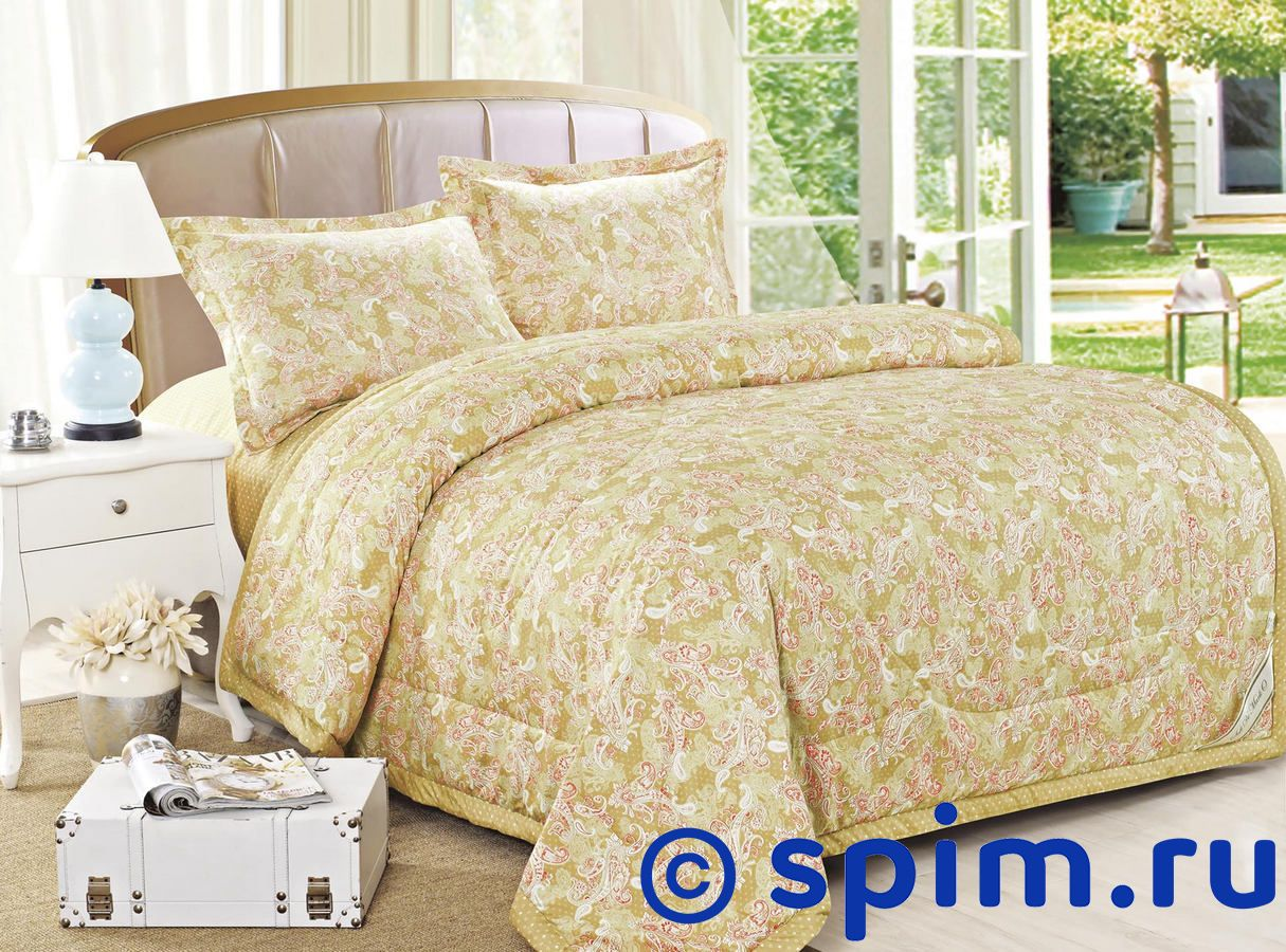 Одеяло Sofi De Marko Белла, бежевое 200х220 см комплект 200х220 sofi de marko комплект 200х220