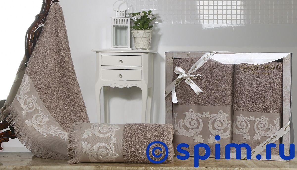 Набор из 2-х полотенец Sofi De Marko Avva, кофе полотенце детское арти м набор из 2 полотенец для ванной 820 0