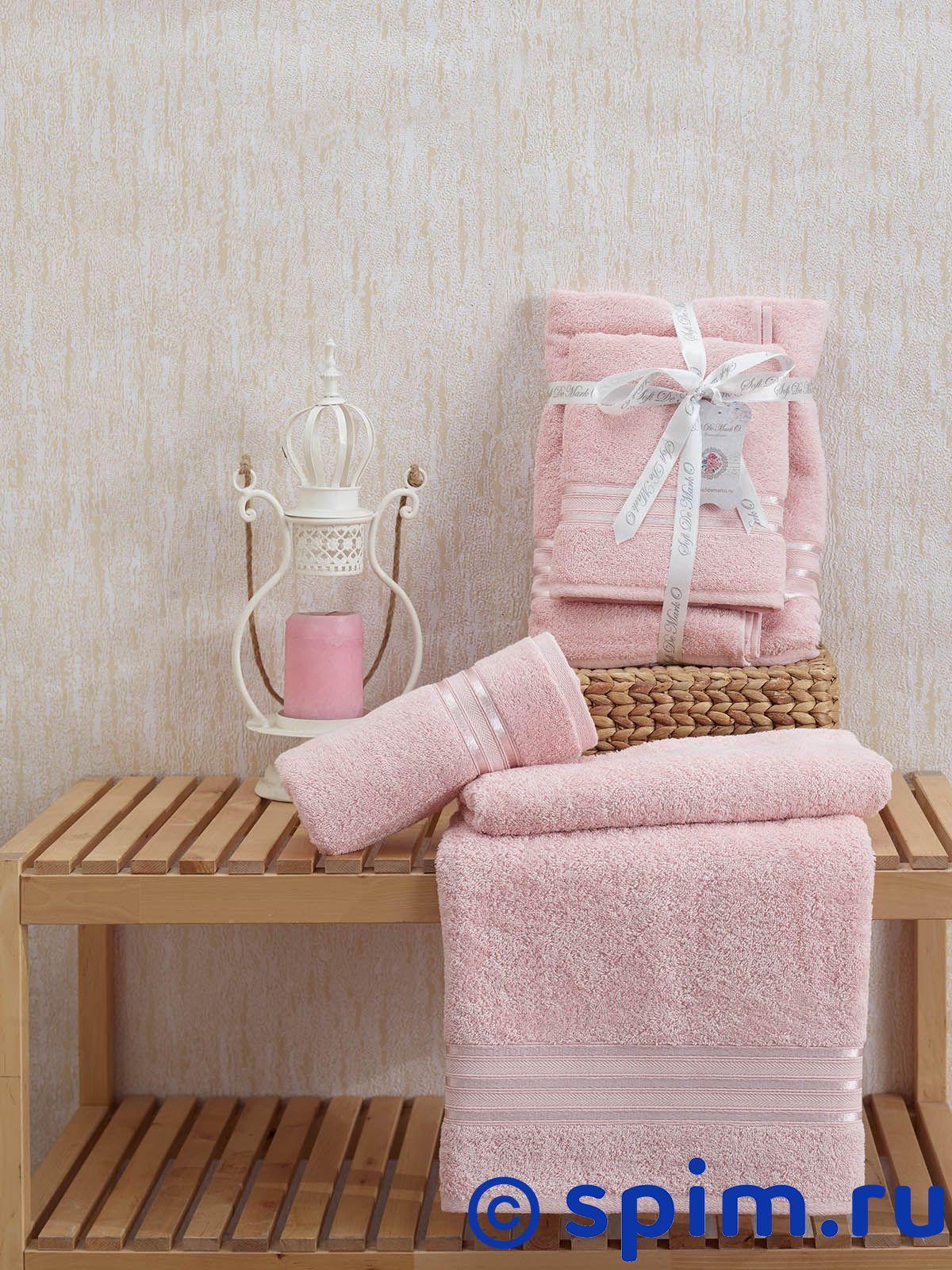 Набор из 2-х полотенец Sofi De Marko Nueva, розовый набор из 2 х полотенец sofi de marko nueva стоне