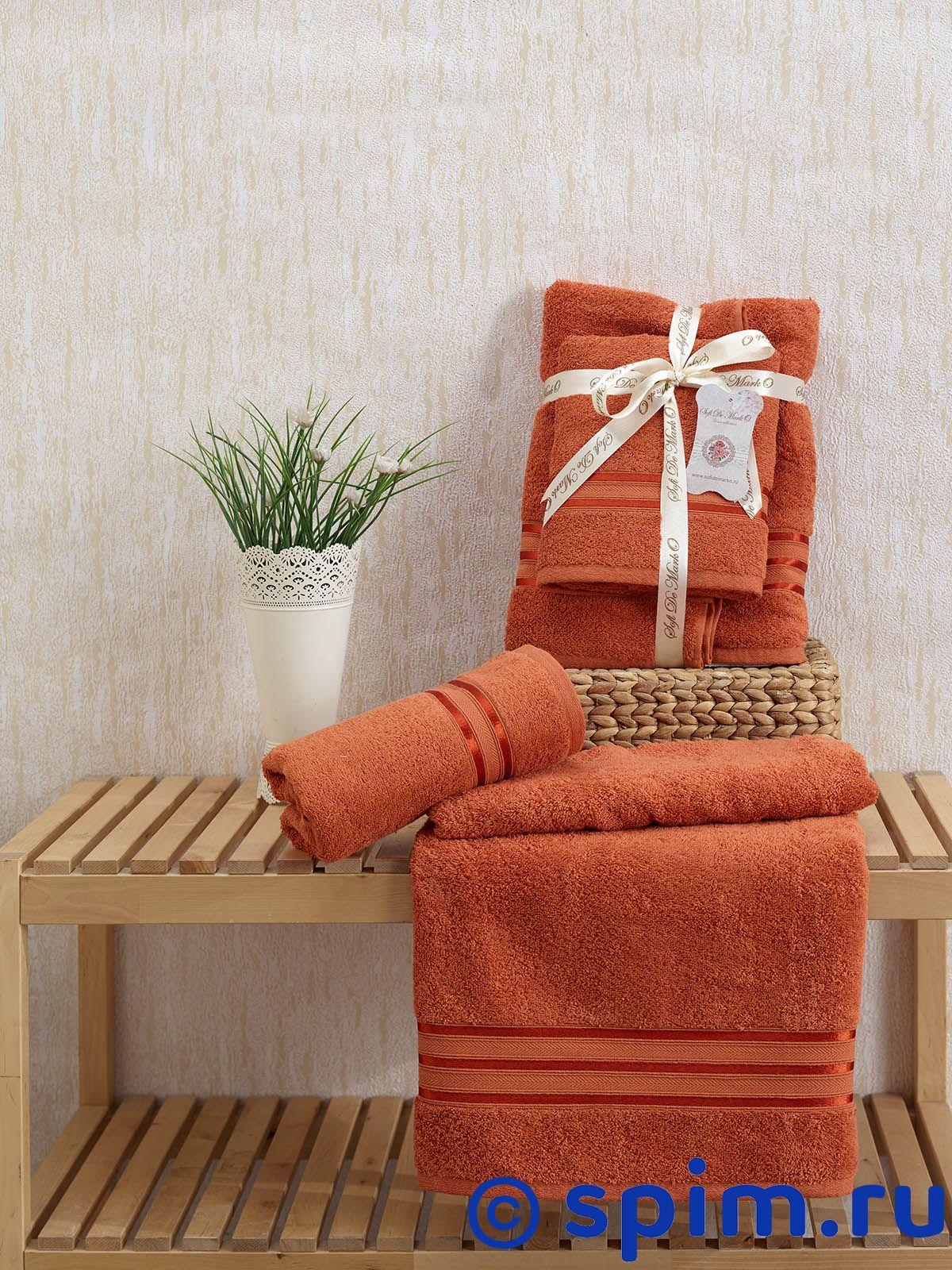 Набор из 2-х полотенец Sofi De Marko Nueva, кирпичный набор из 2 х полотенец sofi de marko nueva стоне