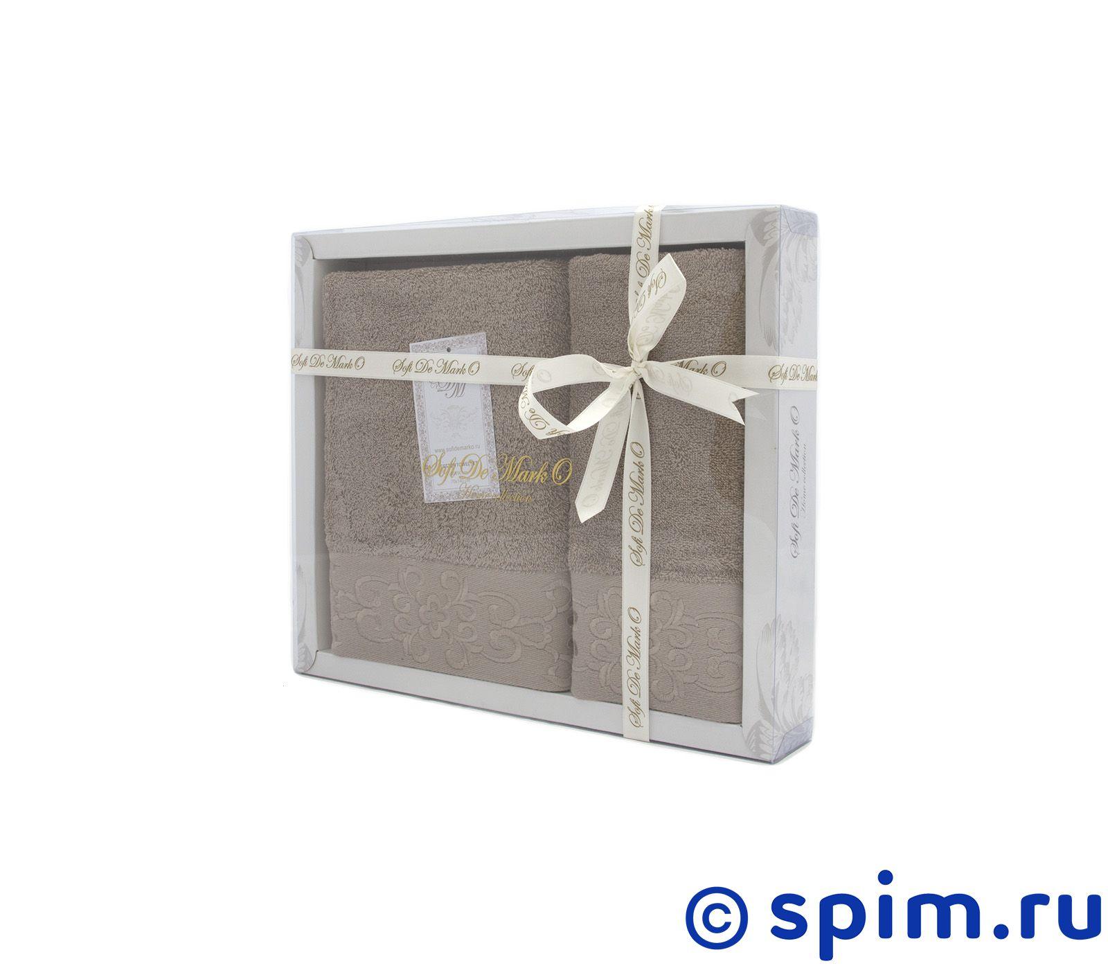 Набор из 2-х полотенец Sofi De Marko Verna, кофе полотенце детское арти м набор из 2 полотенец для ванной 820 0