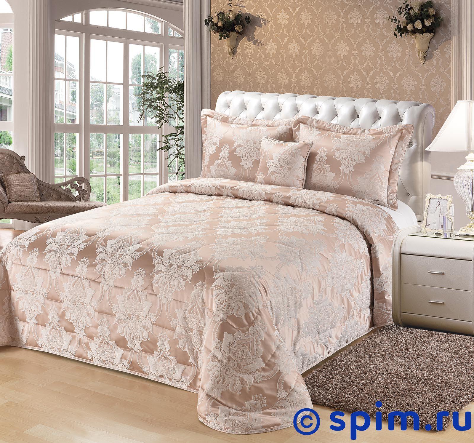 Покрывало Sofi De Marko Эльза с наволочками, розовый покрывало 240х260 см sofi de marko покрывало 240х260 см