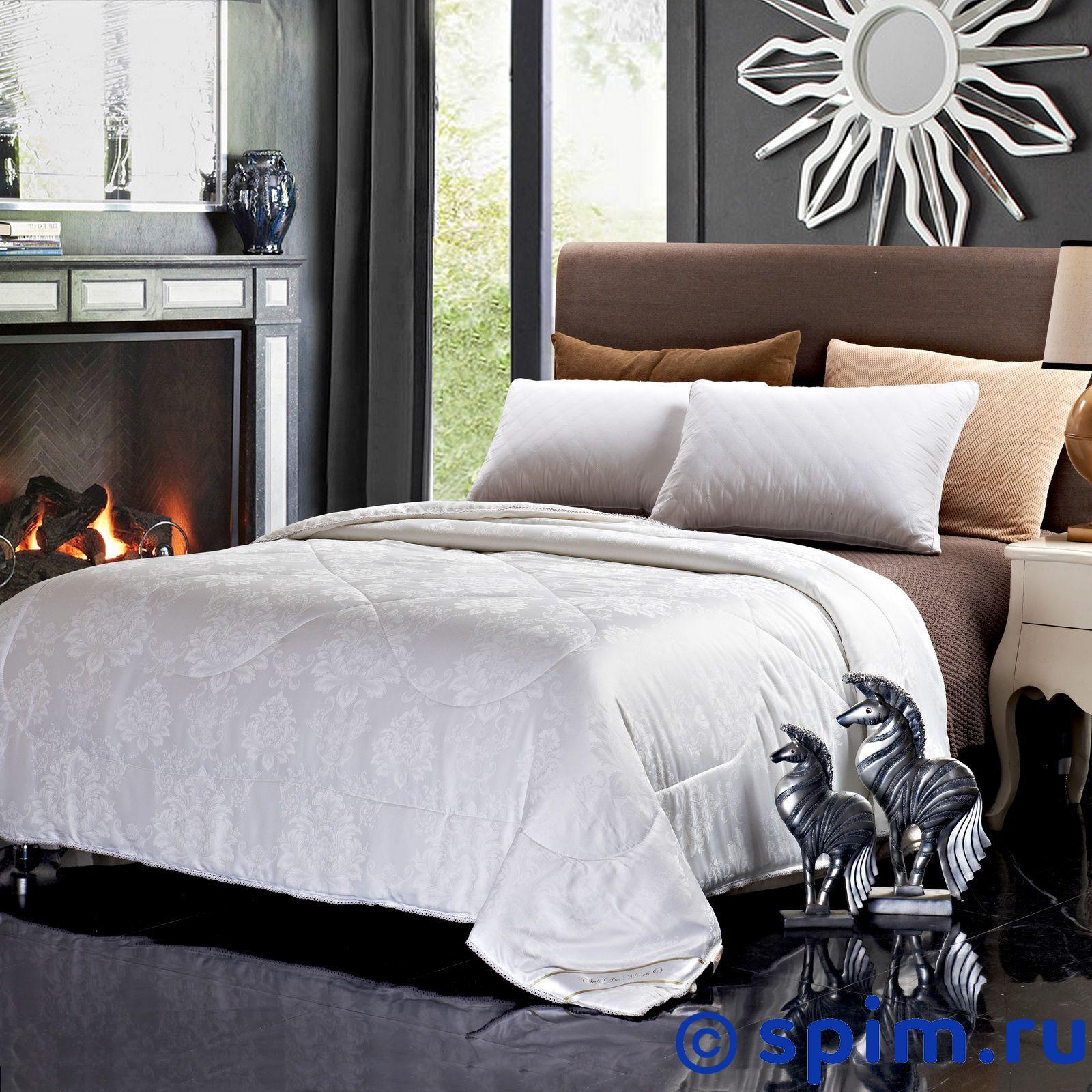 Одеяло Sofi De Marko Аэлита, молоко 195х215 см одеяла penelope одеяло wooly 195х215 см