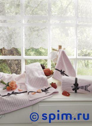 Набор из 2-х полотенец La Villa de Paris Paris, розовый салатник souvenirs de paris 15см 1108160