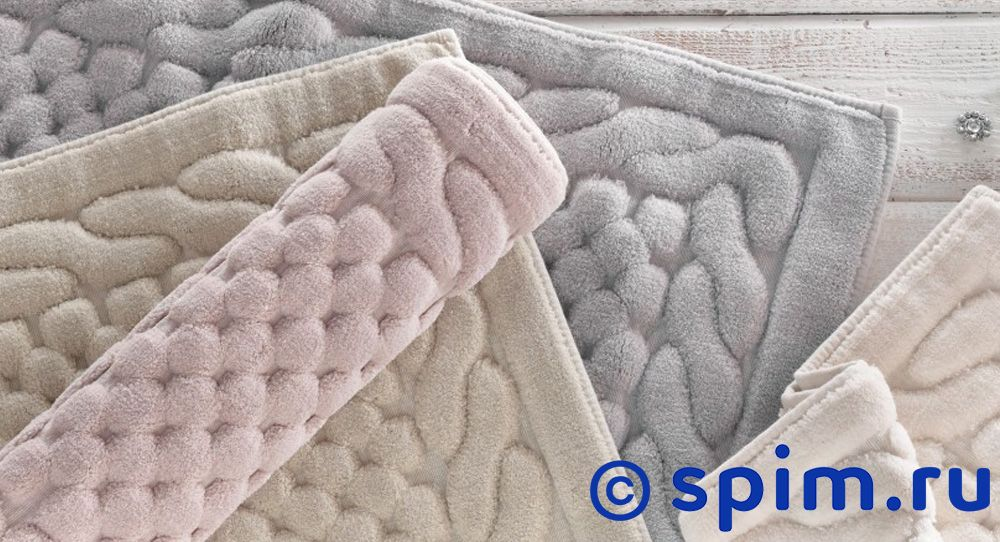 Набор ковриков Gelin Home Erguvan, бирюзовый коврик gelin home erguvan 60х100 см бирюзовый