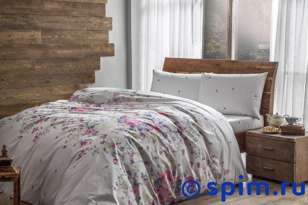 Постельное белье Tivolyo Rose Picolo Евро-стандарт постельное белье tivolyo delux viola евро стандарт