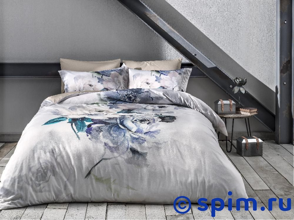 Постельное белье Tivolyo Delux Azelya Евро-стандарт постельное белье tivolyo delux viola евро стандарт