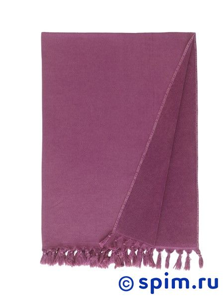Полотенце Buldan Gaia 90х170 см, фиолетовое