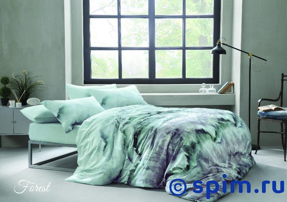 Постельное белье Tivolyo Delux Forest Евро-стандарт