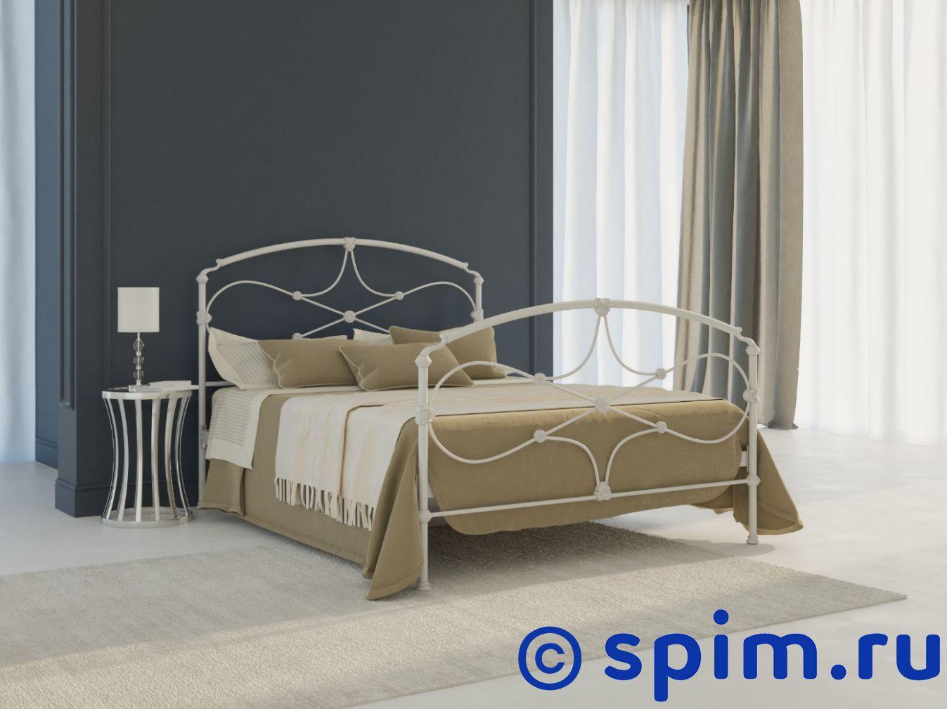 Кровать Originals by Dreamline Laiza (2 спинки) 120х190 см матрас dreamline springless soft slim 90х195 см