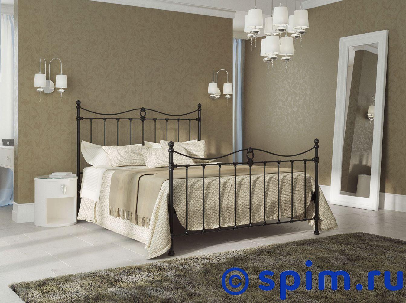 Кровать Originals by Dreamline Taya (1 спинка) 140х190 см матрас dreamline springless soft slim 90х195 см