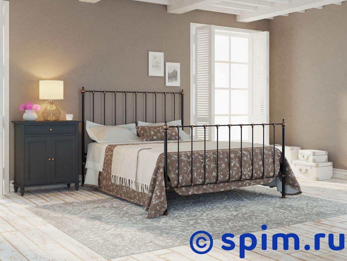 Кровать Originals by Dreamline Paris (1 спинка) 180х190 см матрас dreamline springless soft slim 90х195 см