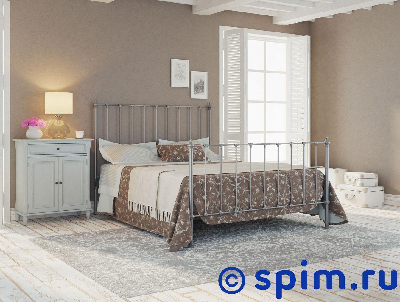 Кровать Originals by Dreamline Paris (2 спинки) 140х190 см матрас dreamline springless soft slim 90х195 см