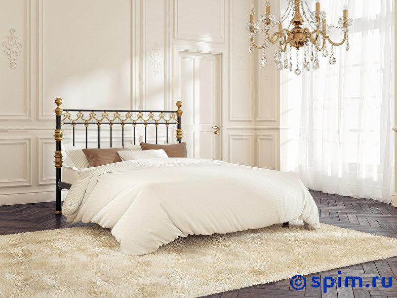 Кровать Originals by Dreamline Britney (1 спинка) 140х200 см матрас dreamline springless soft slim 90х195 см