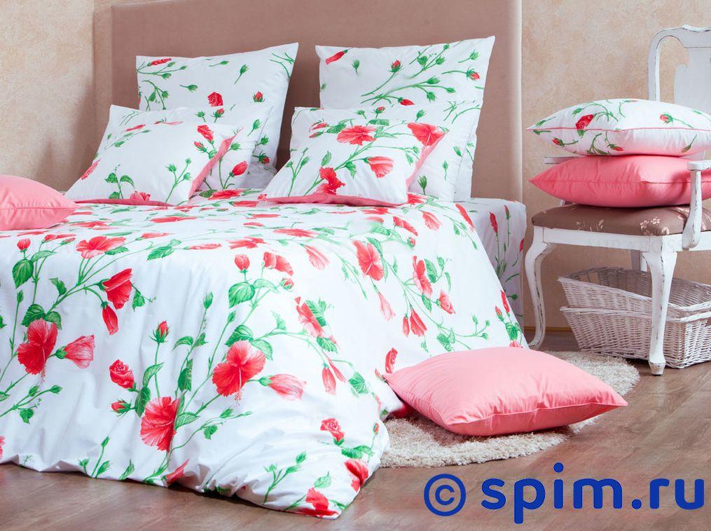 Постельное белье Mirarossi Francesca red 1.5 спальное