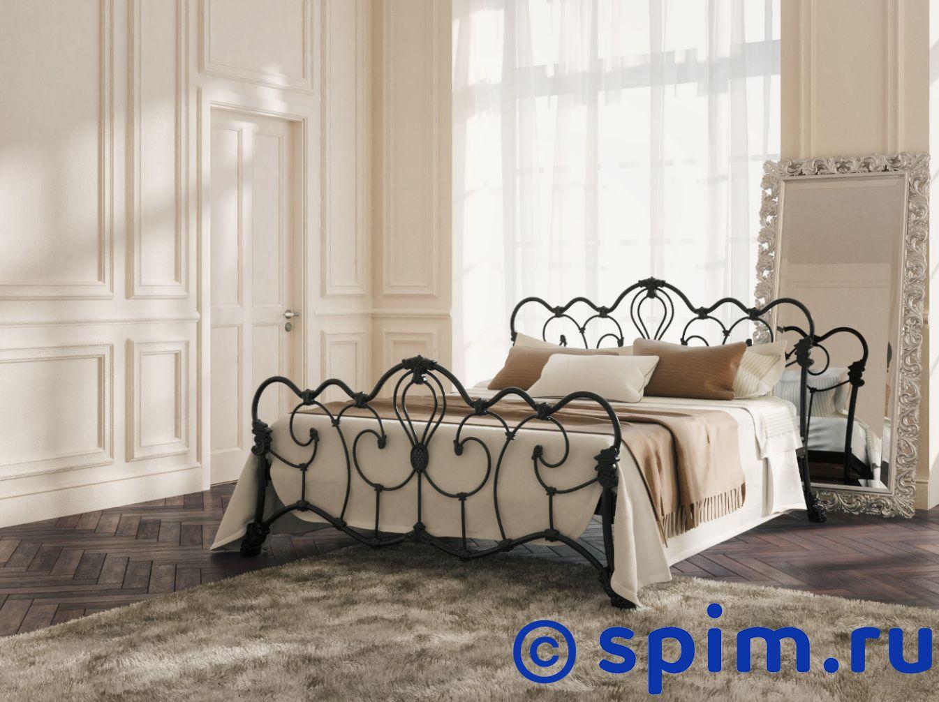 Кровать Originals by Dreamline Michelle (1 спинка) 140х200 см матрас dreamline springless soft slim 90х195 см