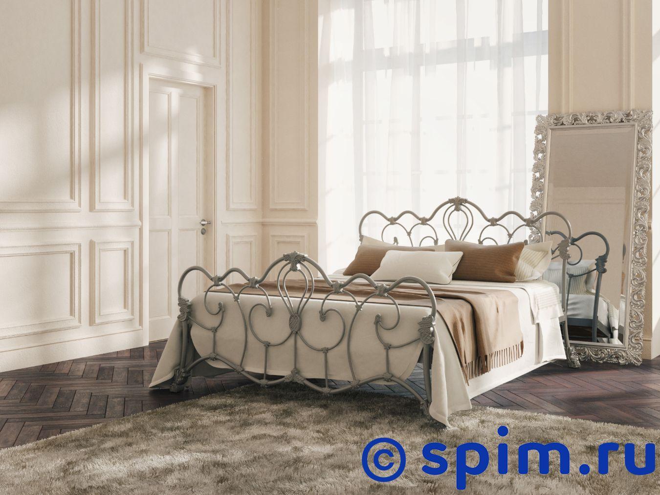 Кровать Originals by Dreamline Michelle (2 спинки) 140х200 см матрас dreamline springless soft slim 90х195 см