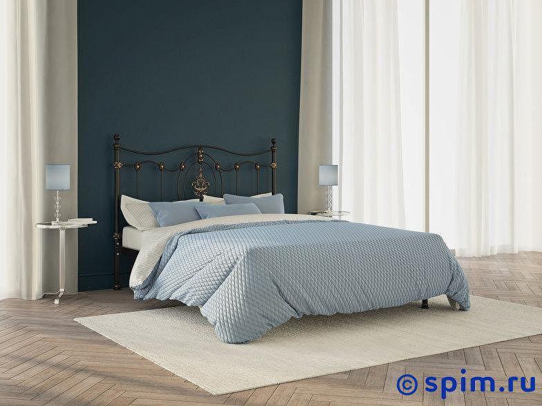 Кровать Originals by Dreamline Diana (1 спинка) 140х190 см матрас dreamline springless soft slim 90х195 см