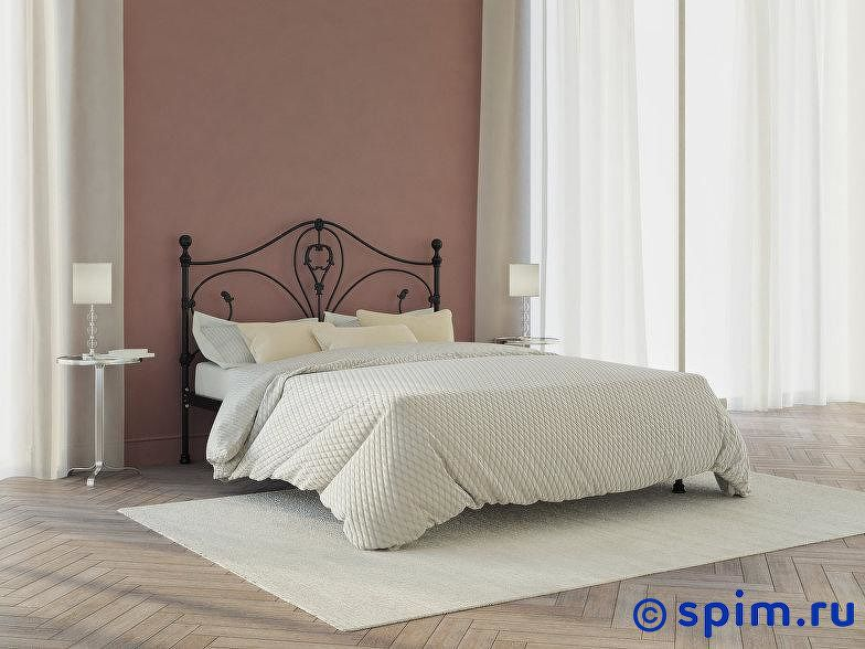 Кровать Originals by Dreamline Melania (1 спинка) 120х190 см матрас dreamline springless soft slim 90х195 см